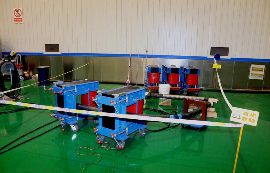 电缆循环加热试验系统