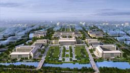 北京副中心行政办公区房建工程