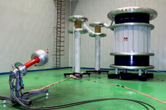 (超高压2#)局部放电检测系统