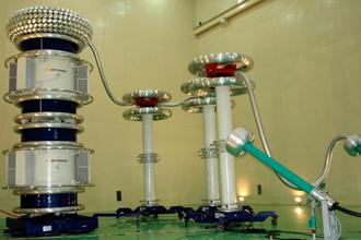 瑞士哈弗莱公司700kV局放耐压试验系统